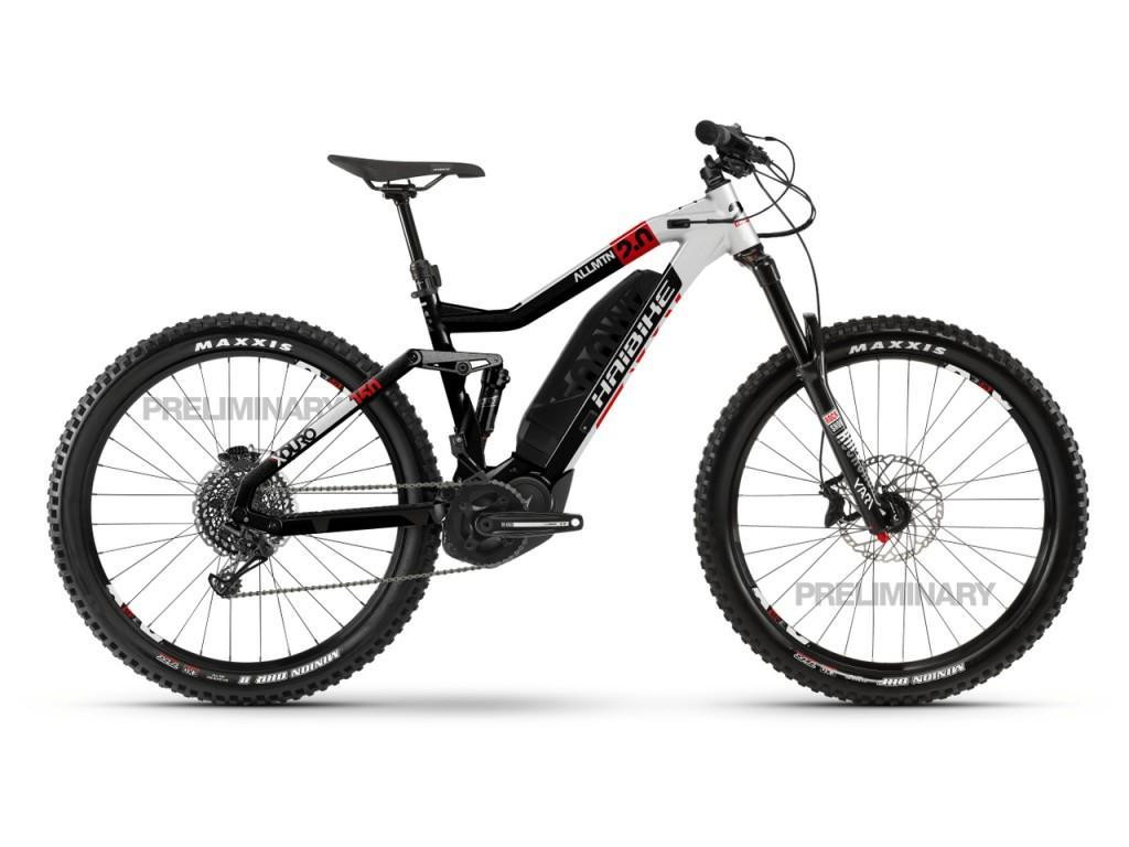 Ebike Sconto Haibike All mtn 2.0